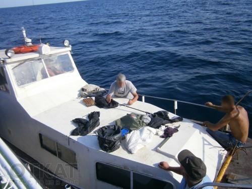 ответственность капитана рыболовного судна