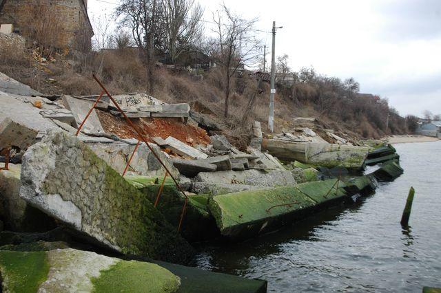 На восстановление одесского пляжа потратят 130 миллионов